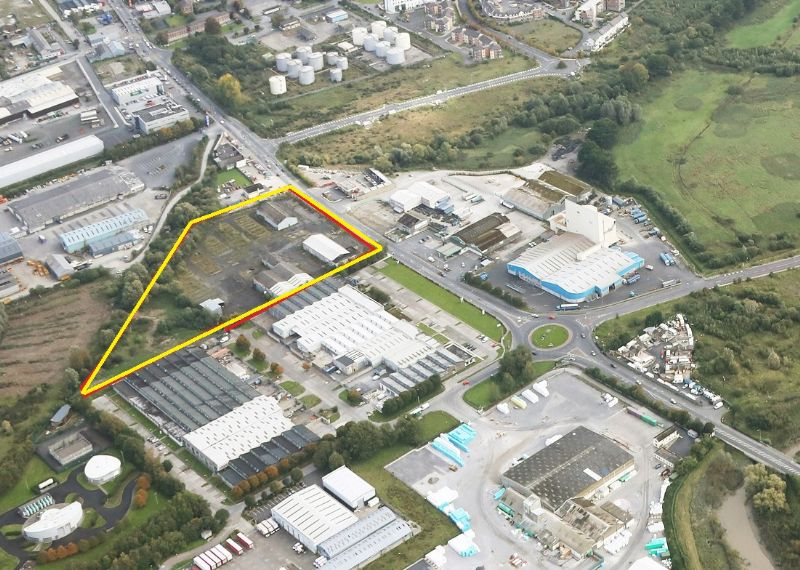 Prime Development Site brought to Market in Limerick City