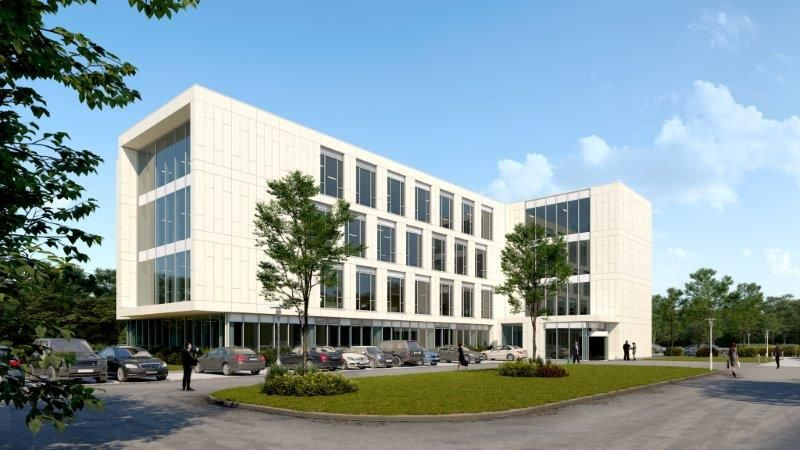 New Office Development for National Technology Park, Limerick