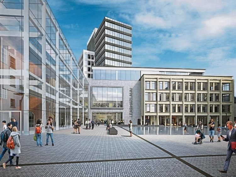 Planning lodged for major €180m commercial development in Limerick city