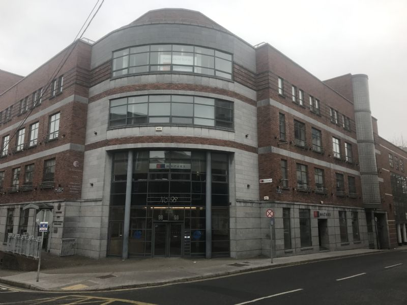 New Offices for 98 Henry Street, Limerick