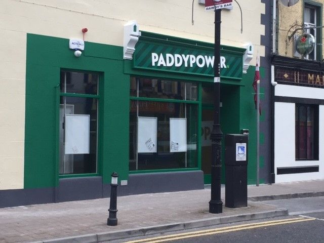 Paddy Power Loughrea - New Premises