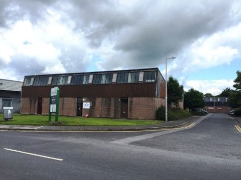 Sale of 12 Industrial Units at Ennis Business Park