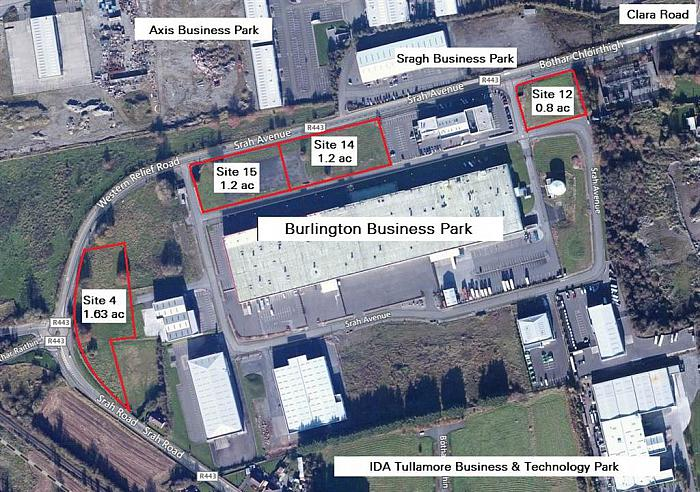 Burlington Business Park, Tullamore