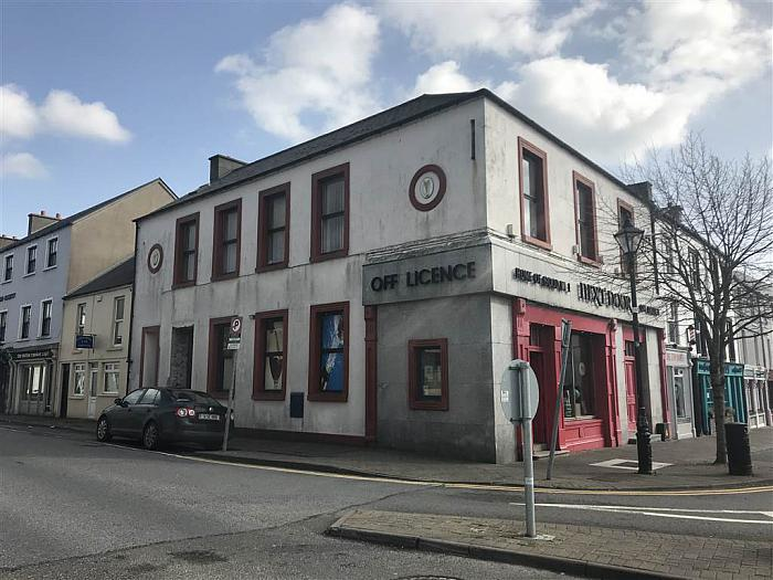 Market Square, Kilrush, Co. Clare,